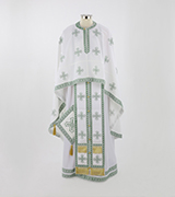 Embroidered Priest Vestment - 480