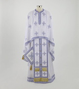 Embroidered Priest Vestment - 485
