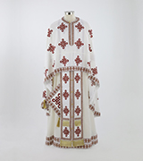 Embroidered Priest Vestment - 490