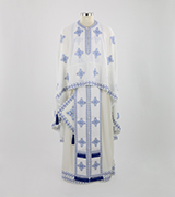 Embroidered Priest Vestment - 495