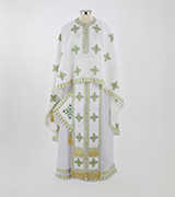 Embroidered Priest Vestment - 500
