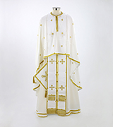 Embroidered Priest Vestment - 505