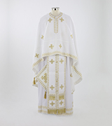 Embroidered Priest Vestment - 510