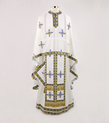 Embroidered Priest Vestment - 525
