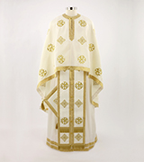 Embroidered Priest Vestment - 530
