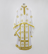 Embroidered Priest Vestment - 535