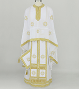 Embroidered Priest Vestment - 540