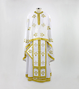 Embroidered Priest Vestment - 555