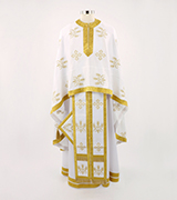 Embroidered Priest Vestment - 560