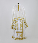 Embroidered Priest Vestment - 570