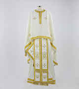 Embroidered Priest Vestment - 575