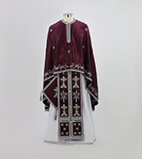 Embroidered Priest Vestment - 595