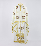 Embroidered Priest Vestment - 610