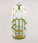 Embroidered Priest Vestment - 620