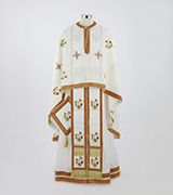 Embroidered Priest Vestment - 625