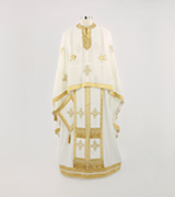 Embroidered Priest Vestment - 630