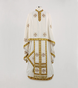 Embroidered Priest Vestment - 635