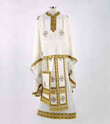 Embroidered Priest Vestment - 655