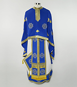 Embroidered Priest Vestment - 660