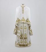 Embroidered Priest Vestment - 670