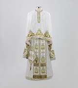 Embroidered Priest Vestment - 675