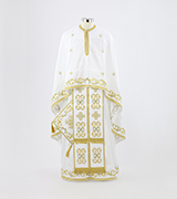 Embroidered Priest Vestment - 685