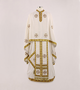 Embroidered Priest Vestment - US40862