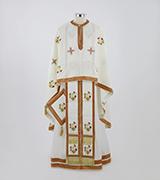 Embroidered Priest Vestment - US41401