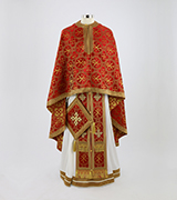 Priest Vestment - 465