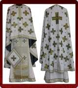 Woven Priest Vestment - 158