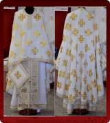 Woven Priest Vestment - 179