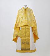 Woven Priest Vestment - 305