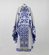 Woven Priest Vestment - 325