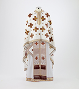 Woven Priest Vestment - 355