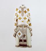 Woven Priest Vestment - 360
