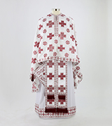 Woven Priest Vestment - 385