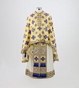 Woven Priest Vestment - 390
