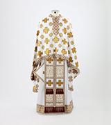 Woven Priest Vestment - 395
