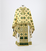 Woven Priest Vestment - 405