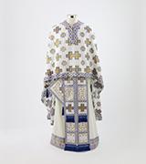 Woven Priest Vestment - 410