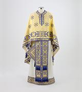 Woven Priest Vestment - 430