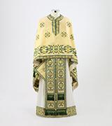 Woven Priest Vestment - 435