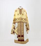 Woven Priest Vestment - 440