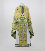 Woven Priest Vestment - 445