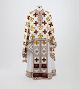 Woven Priest Vestment - 450