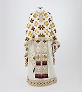Woven Priest Vestment - 460