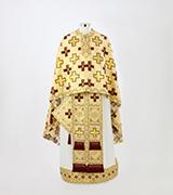 Woven Priest Vestment - 465