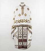 Woven Priest Vestment - 485