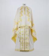 Woven Priest Vestment - 490