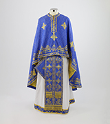 Woven Priest Vestment - 500